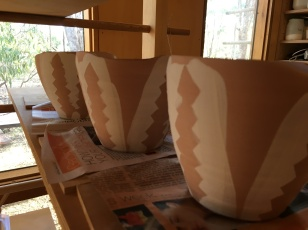 A few more pots!